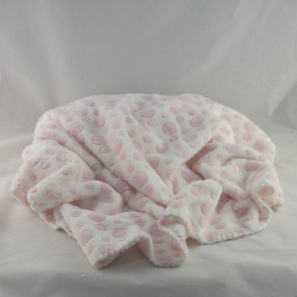 manta-rosa-lunares