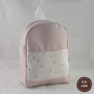 mochila-rosa-hecha-a-mao