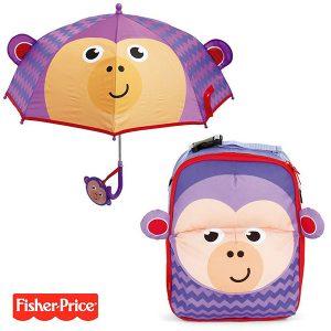 pack-ahorro-mochila-paraguas-3d-fisher-price-mono