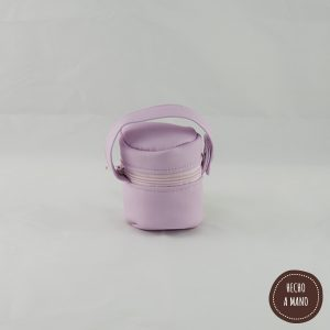 portachupetes-rosa-bebe-piel-hecha-a-mano