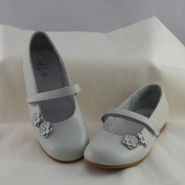 zapato-comunión-niña-modelo-floral