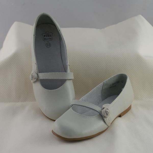 Zapato Niña Comunión Modelo Primavera 6gyY7fb