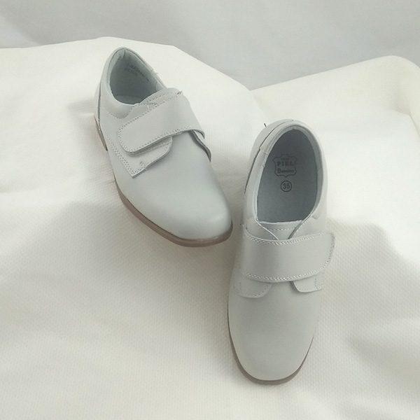 zapato-comunion-niño-beige-velcro