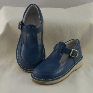 zapato-hebilla-unisex-azul-azafata