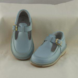 zapato-hebilla-unisex-celeste