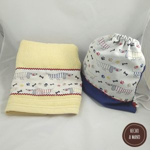 pack-ahorro-mochila-saco-toalla-beige-perritos