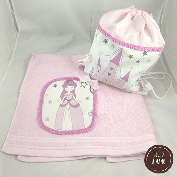 pack-ahorro-mochila-saco-toalla-princesas