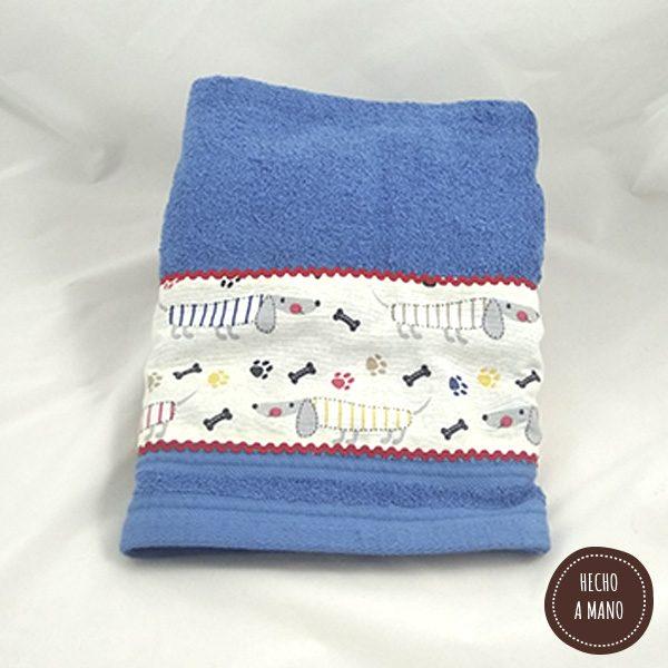 toalla-azul-perritos