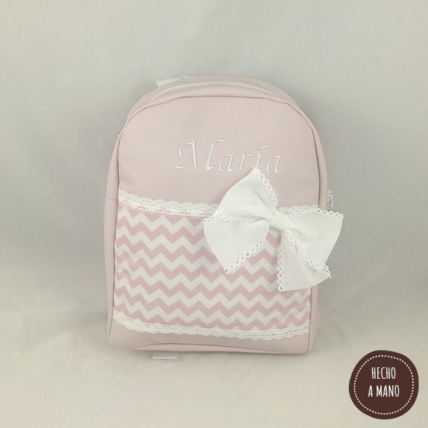 mochila-piel-rosa-modelo-zigzag-rosa